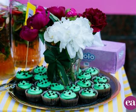 Rețete Mai Dulci: Cupcakes cu cremă de mentă de la Corina Muntean