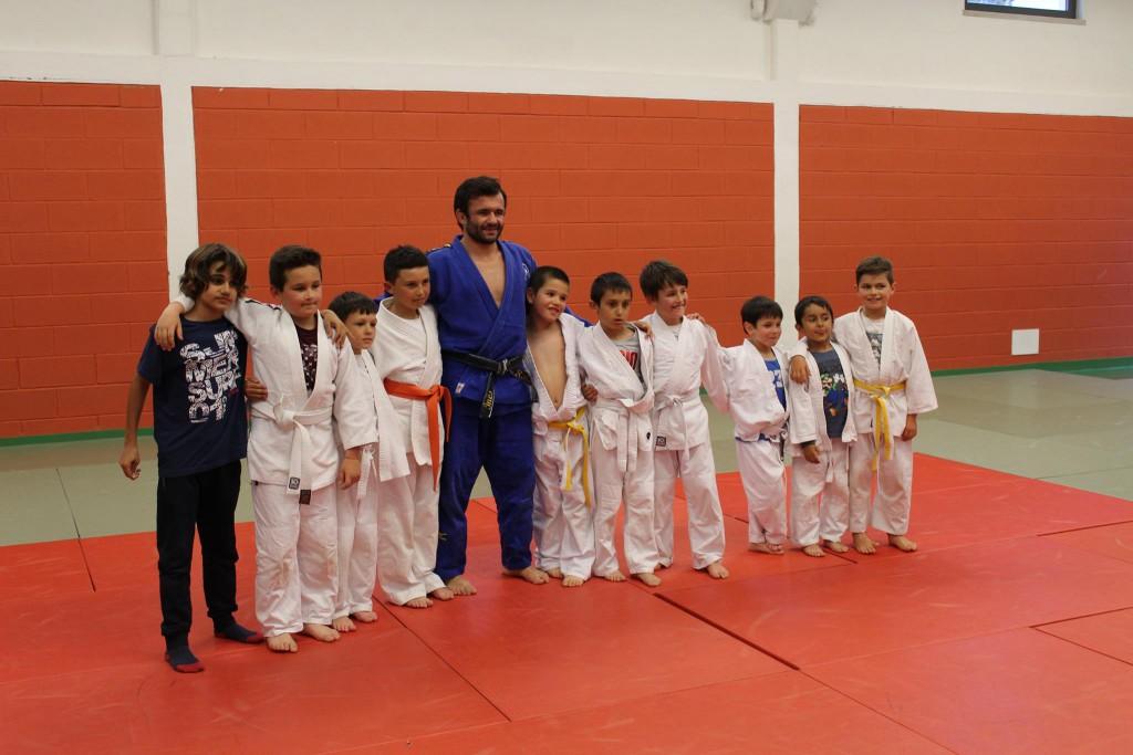 7. Oleinic judo