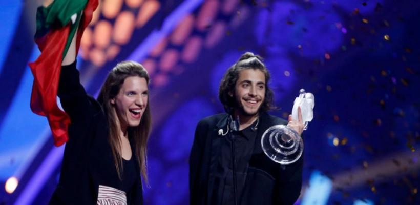 """Câștigătorul Eurovision Song Contest 2017 are nevoie de o inimă """"nouă"""" ca să trăiască. Piesa nu e despre iubiți, ci frate și soră"""