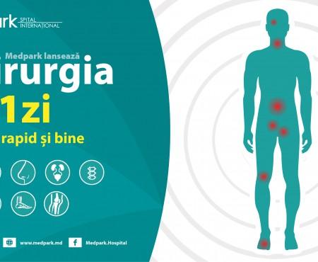 """""""Chirurgia de 1 zi"""" – un trend mondial aplicat deja și în Moldova"""