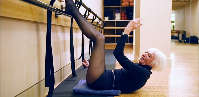 Are 82 de ani, este instructoare de fitness și a descoperit secretul tinereții fără bătânețe
