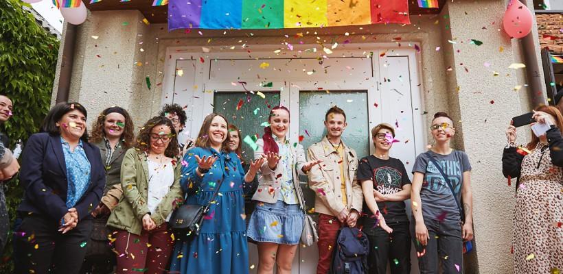 """Mai mulți oficiali străini au fost prezenți la inaugurarea Festivalului anual """"Moldova Pride – 2017"""""""