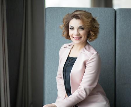 """Liudmila Belostecinic, moderatoare: """"Mereu mi-a plăcut să mă reinventez, să-mi surprind publicul"""""""
