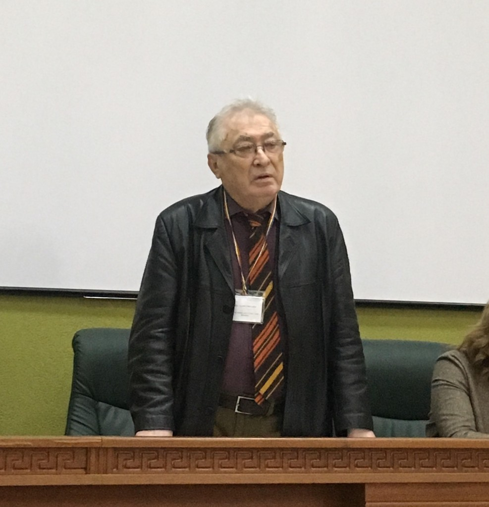 Profesorul Ion Agrigoroaie