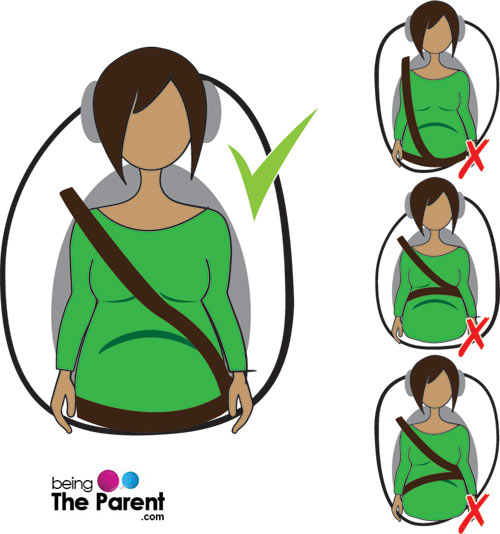 Wearing-a-seat-belt