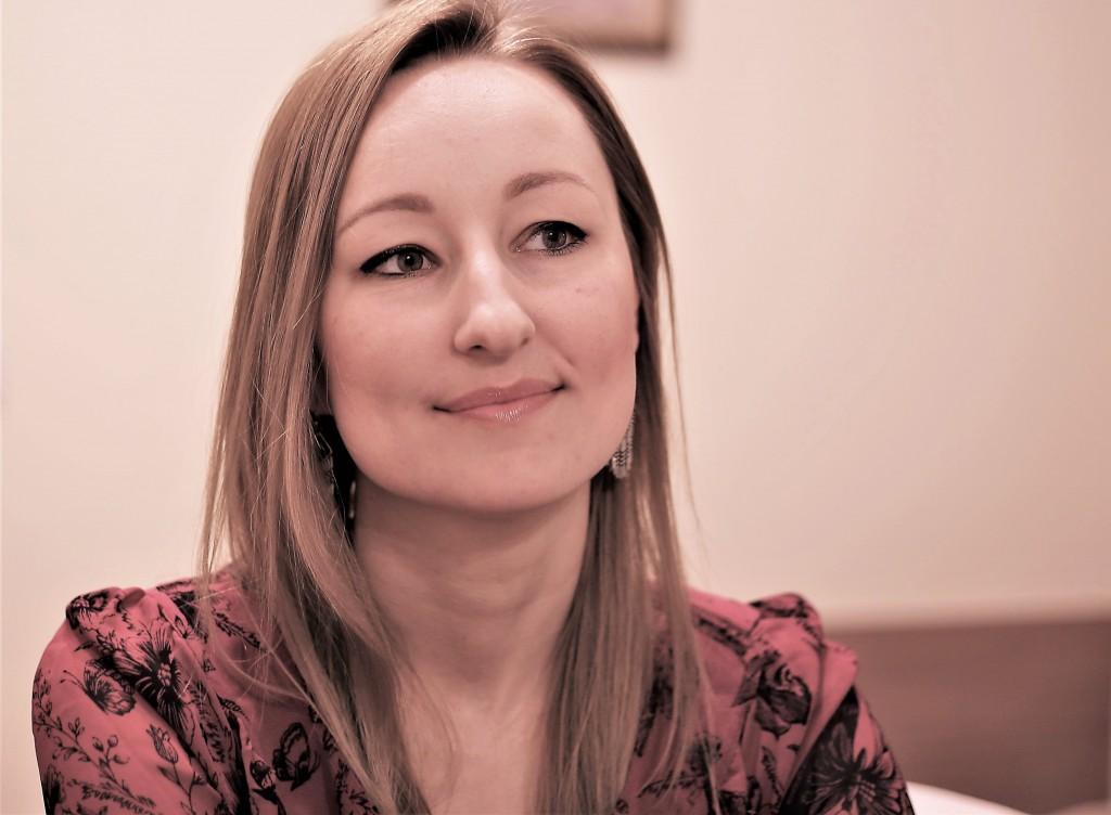 Alina Russu, bloggeriță