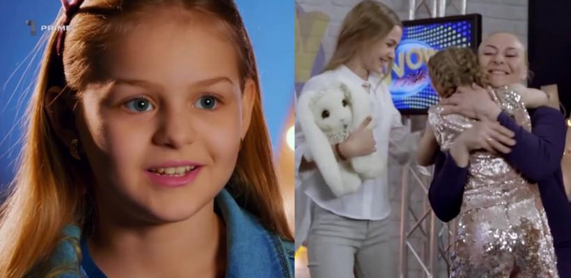 Surioara de 10 ani a Iulianei Beregoi și-a întrecut puterile la WOW KIDS. Vrea să devină o mare dansatoare