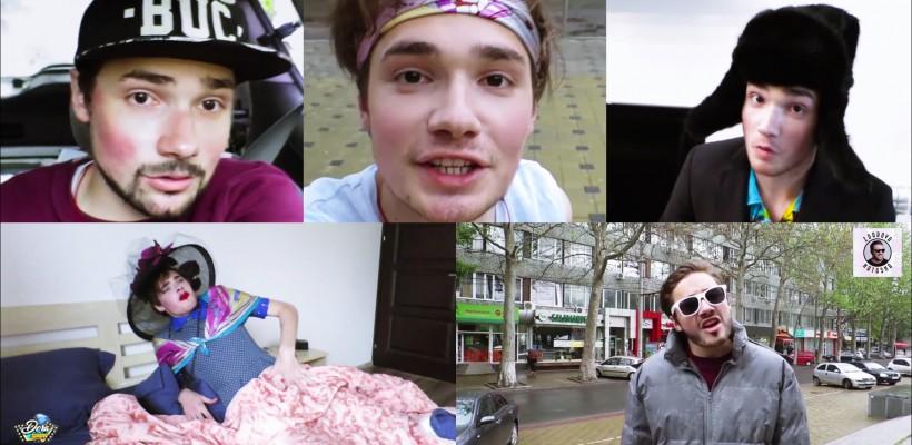 """Un tânăr din Capitală intră cu ușurință în """"pielea"""" politicienilor și a vloggerilor de top (VIDEO)"""