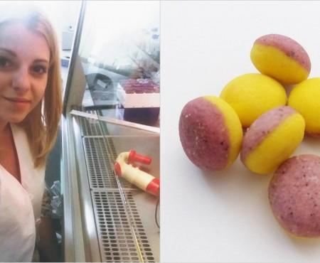 O studentă din Cluj-Napoca a creat, la facultate, bomboanele care pot inhiba celulele canceroase