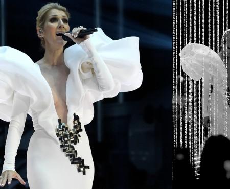 """Céline Dion cântă """"My Heart Will Go On"""" la 2 decenii după lansarea fimului Titanic (VIDEO)"""