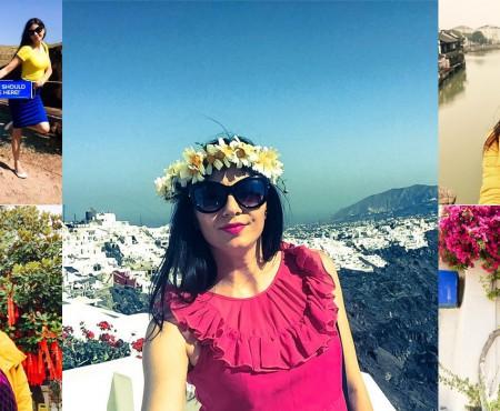 """Își dorește să inspire oamenii prin propriul exemplu. Cristina Bruma: """"Vreau să ajung în toate țările pe care le-am învățat la geografie!"""""""