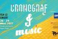 Zile pline de muzică și filme bune: Vezi ce te așteaptă la CRONOGRAF 2017