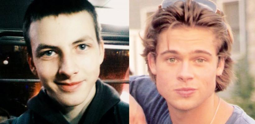 """Un chișinăuian de 16 ani își croiește carieră în modeling: """"Unii mă aseamănă cu Brad Pitt. Nu e ușor să fii simpatic"""""""