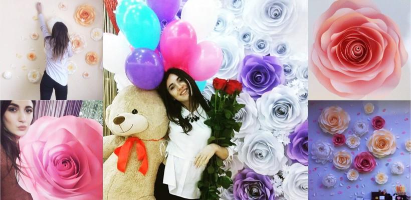 """Anna Uzun – tânăra din Bender care înflorește la propriu orice încăpere: """"Am înțeles că pot ferici oamenii cu florile mele!"""""""