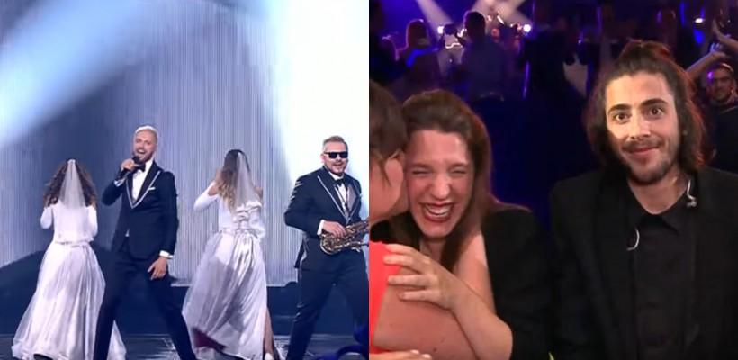 Moldova, pe locul 3 în finala Eurovision 2017! Vezi ce țară a câștigat competiția