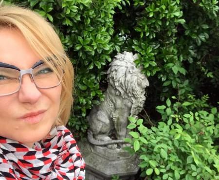 Evelina Khromtchenko și-a arătat fiul de 21 de ani și bărbatul de care s-a îndrăgostit după divorț