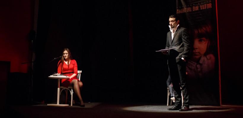 """Volumul III al trilogiei """"Amintiri din viitor"""" de Andreea Russo a fost lansat la Teatrul Geneza Art din Chișinău (FOTO, VIDEO)"""