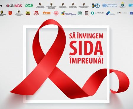 """""""Știu. Susțin. Mă alătur"""" – campania care oferă tuturor un test gratuit și rapid la HIV, sifilis și hepatita C"""