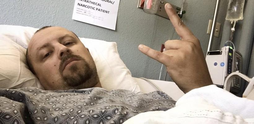 Vloggerul Jăka Banditu' a supraviețuit unui grav accident rutier în SUA și le mulțumește fanilor pentru sprijin