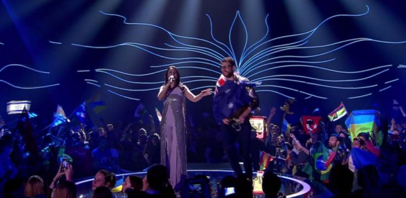 """Bărbatul care și-a arătat fundul pe scena Eurovision 2017 declară că """"nu regretă"""""""