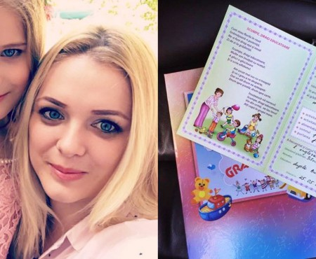 """Lilia Iacub, despre alegerea unei grădinițe de stat pentru fiica mai mare: """"Ne despărțim cu lacrimi în ochi!"""""""