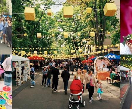 Cel Mai Dulce Festival din Estul Europei a adus din nou culoare la Chișinău! Atenție, fotografiile stârnesc papilele gustative