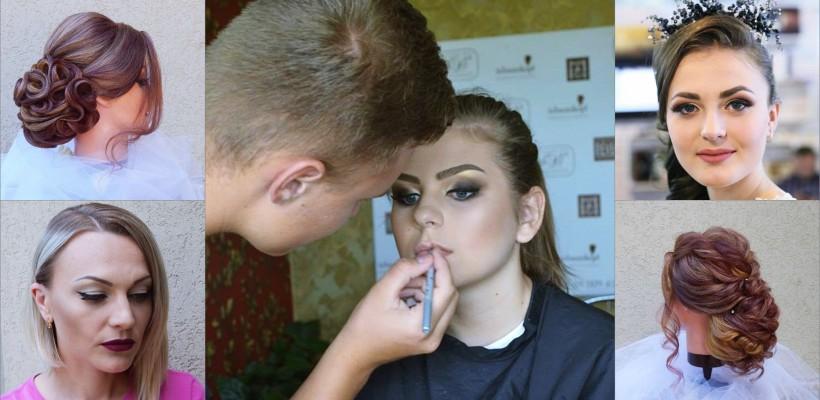 Mihai Robu: ieri – cel mai tânăr hairstylist & makeup artist din țară, azi – mentor pentru alți viitori meșteri!