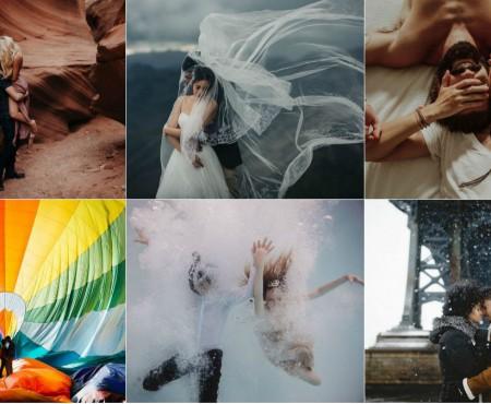 Cele mai frumoase fotografii de logodnă din anul 2017 (Foto)
