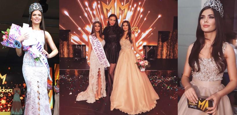"""Daniela Marin, către Ana Badaneu – noua Miss Moldova: """"Coroana nu te face valoroasă. Tu dai valoare coroanei"""""""