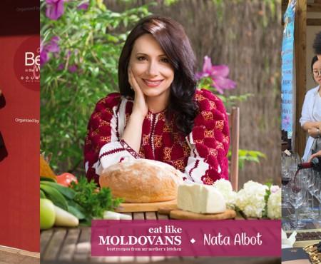 """Cartea de bucate a Natei Albot, premiată astăzi la """"Gourmand World Cook Book Award""""! De acum, o lume întreagă îi cunoaște rețetele"""