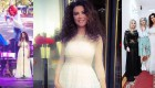 Lilly Ghalichi – Instagrammera cu exterior de Barbie, s-a căsătorit! A schimbat câteva rochii (FOTO)
