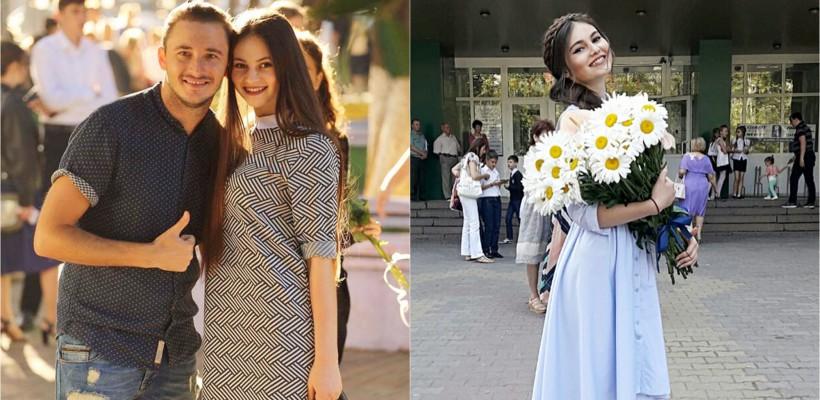 Sora mai mică a lui Emilian Crețu a absolvit primul an de liceu. Ce ținută a ales pentru Ultimul Sunet