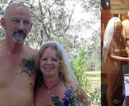 Acest cuplu s-a căsătorit fără straie de miri! Fotografiile de la nuntă fac înconjurul lumii (FOTO)