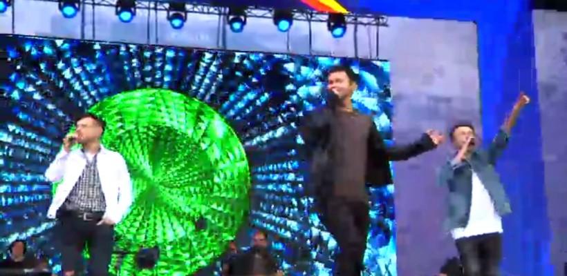 O-Zone cântă în premieră în PMAN, după 12 ani de absență (Live Video)