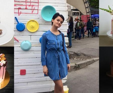 La doar 18 ani creează adevărate capodopere! O tânără din Chișinău face torturi după propriile rețete