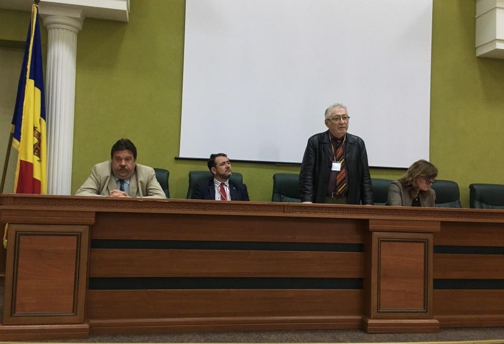 participanții de început ai conferinței