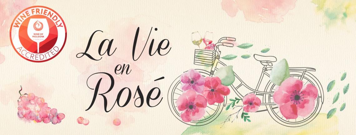 """Degustă vinuri rosé, vezi viața în roz și devino """"Wine Friendly""""! (VIDEO)"""