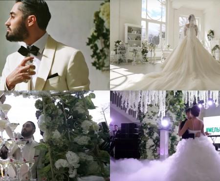 Pe internet a ajuns clipul filmat la nunta regească a rapperului MOT (VIDEO)