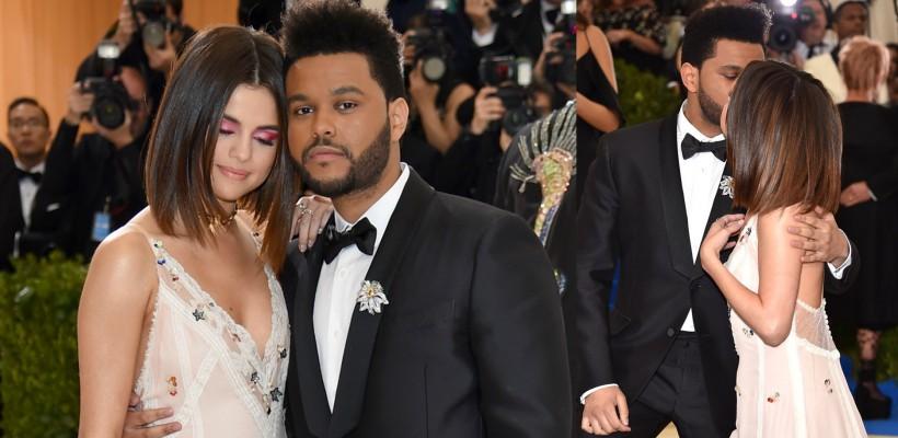 Selena Gomez și The Weeknd au debutat pe covorul roșu în calitate oficială de cuplu (FOTO)