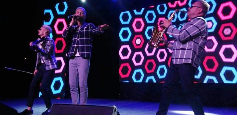 Olia Tira, Pasha Parfeni și Aliona Moon au cântat alături de SunStroke Project într-o petrecere dată la Kiev