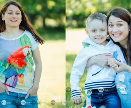 """Visează la o familie numeroasă! Victoria Roșca: """"Îmi doresc trei copii – doi biologici și unul pe care să îl înfiem"""""""