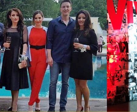 """La petrecerea de """"majorat"""" a revistei române VIVA! au fost invitate și nume din Republica Moldova"""