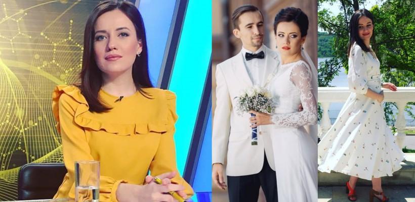 """""""O minune în burtica mea!"""" Prezentatoarea TV Elena Băncilă e însărcinată cu primul copil"""
