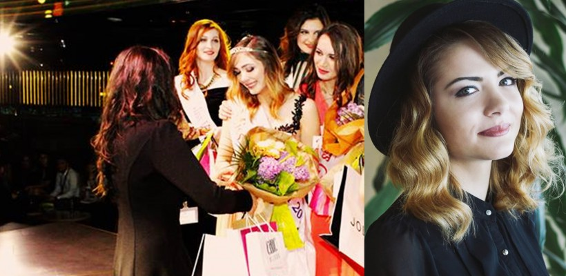 """O tânără de 18 ani, din r-nul Glodeni, a cucerit titlul Miss Basarabia! """"În satul meu au crescut Alex Calancea și Valentina Nafornița!"""""""