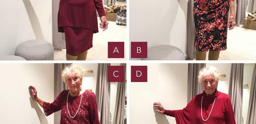 O mireasă de 93 de ani cere ajutor pe internet. Nu știe ce rochie să aleagă pentru marea zi