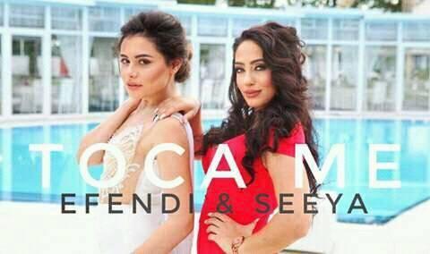 După ce a adunat milioane de vizualizări pe YouTube, SEEYA revine cu o nouă piesă în colaborare cu o interpretă din Ajerbaijan