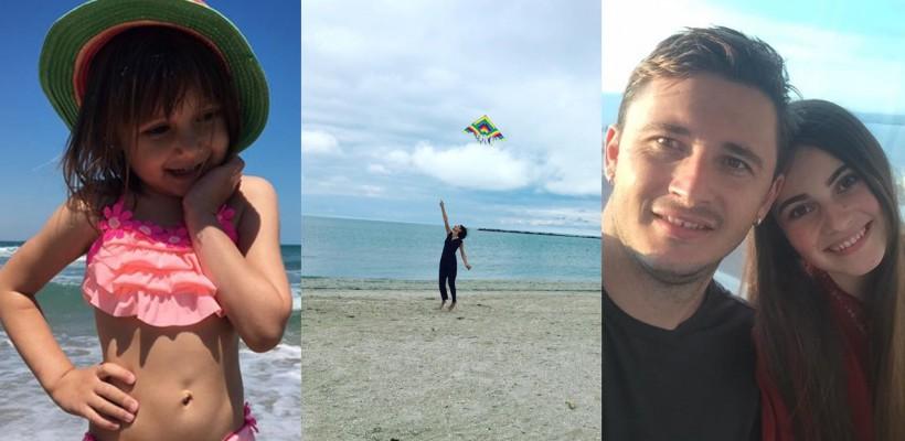 Sezonul de plajă e în toi! Ce destinație au ales Lilu și Emilian Crețu pentru vacanța de vară