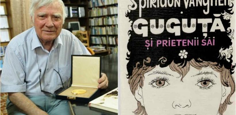 Spiridon Vangheli, tatăl lui Guguță, a împlinit 85 de ani