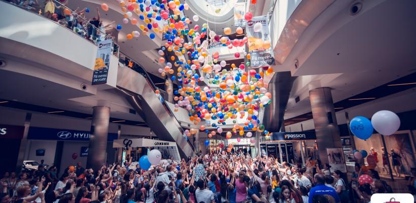 Transformer Show și multă distracție de Ziua Copiilor, la Shopping MallDova. Vezi cum a fost (VIDEO)
