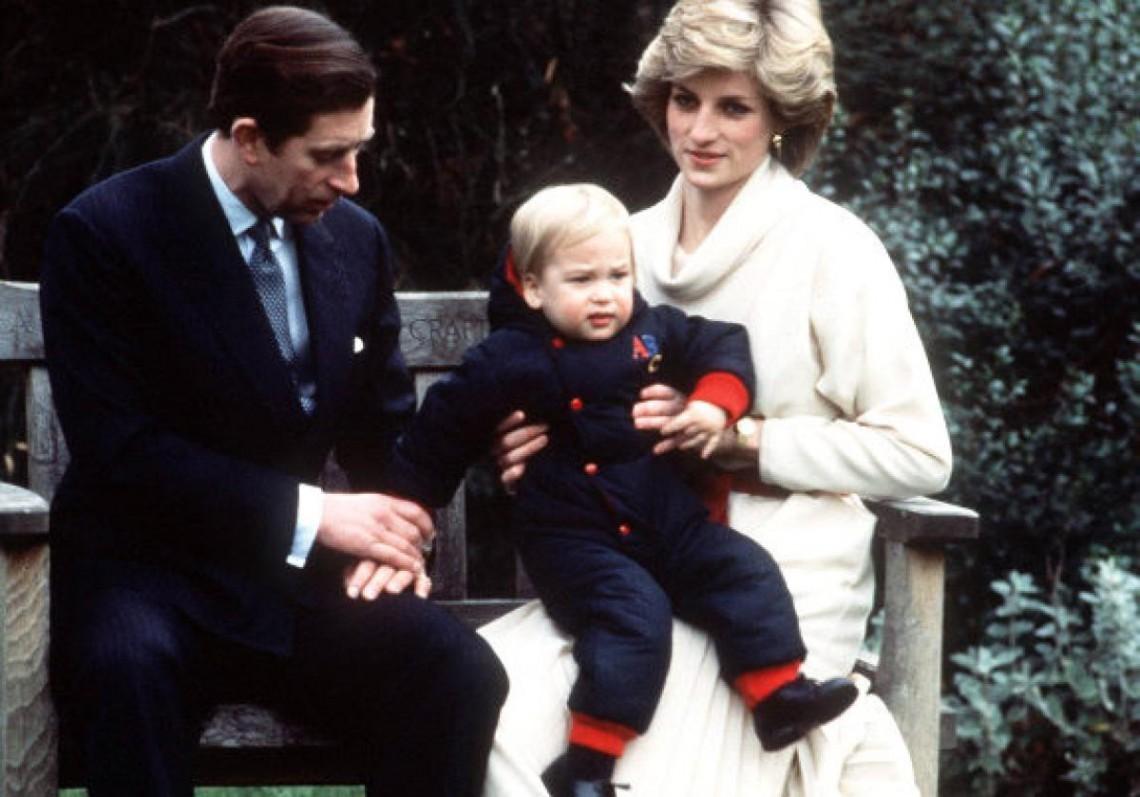"""Prințesa Diana: """"M-am aruncat pe scări pe când eram însărcinată cu William"""""""